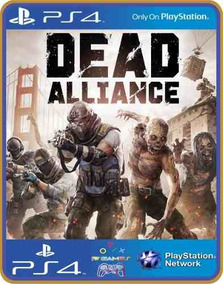Dead Alliance | Ps4 Psn Original 1 Mídia Digital