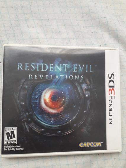 Resident Evil Revelations - Nintendo 3ds/2ds
