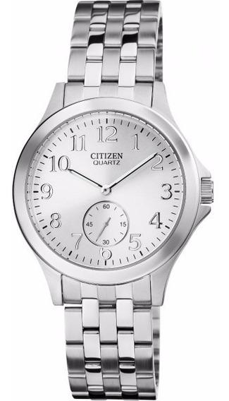 Reloj Citizen Hombre Plateado Eq9050-57a