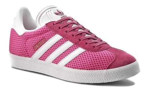Tenis adidas Gazelle 100% Original Dama + Envío Gratis + Msi