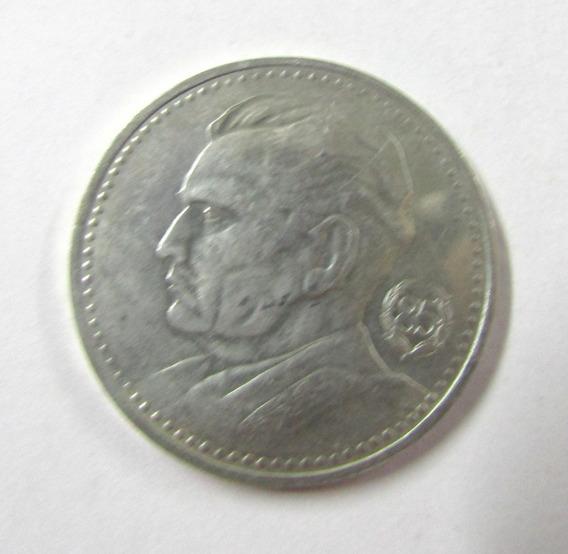 Moneda Yugoslavia 1977 Plata Au 200 Dinara 85 Anivers Tito