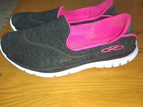 Zapatillas Mujer N 37 Súper Cómodas