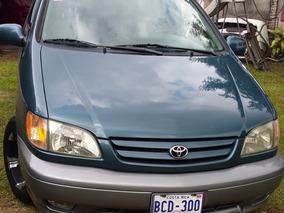Toyota Sienna 2002 Full