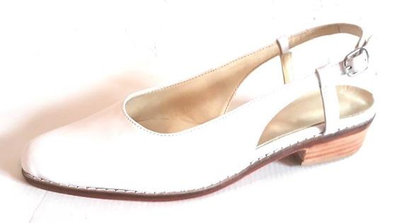 Huma10 Zapato Bajo Talles Grandes Blanco