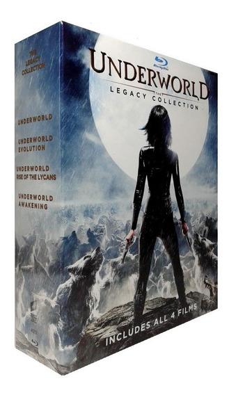 Coleccion De Peliculas Inframundo Underworld Mercadolibre