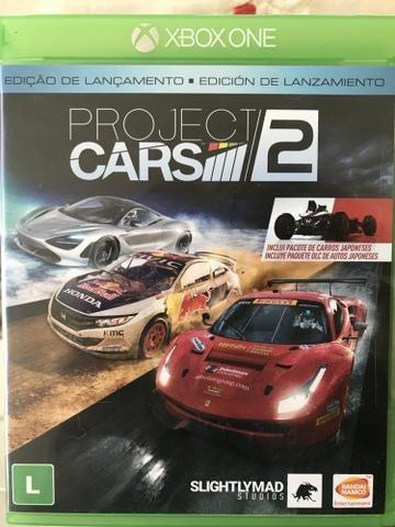 Project Cars 2 Edição Lançamento Xbox One Lacrado Física