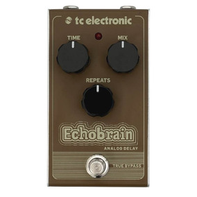 Pedal Tc Electronics Echobrain Analog Delay