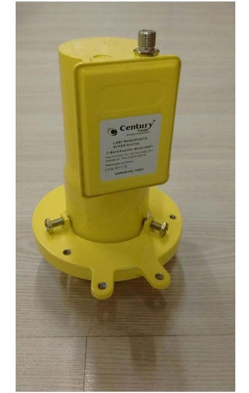 Conversor Century Lnbf Super Digital Monoponto 10010