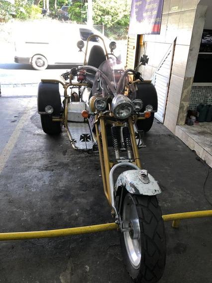Triciclo Motorizado 1.6 Flex