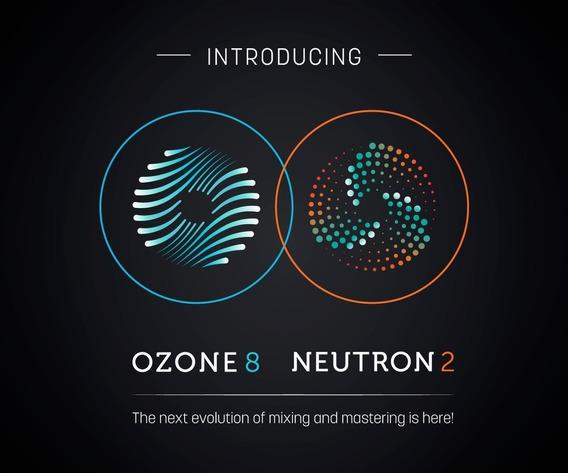 Izotope Ozone 8 + Izotope Neutron 2 Advanced Windows E Mac