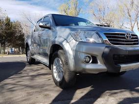 Toyota Hilux 3.0 Cd Srv I 171cv 4x4 - A3 2015