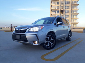 Subaru Forester 2014 Xt Awd Automatica Piel Techo Panoramico