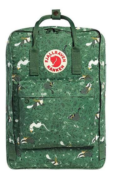 Fjallraven Kanken Mochila Backpack Laptop 17 Pulgadas Special Limited Edition Zorro Swedish