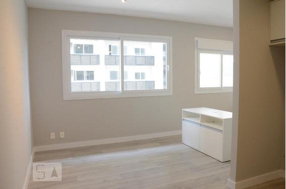 Apartamento Para Aluguel - Nossa Sra Das Graças, 1 Quarto, 38 - 893050152