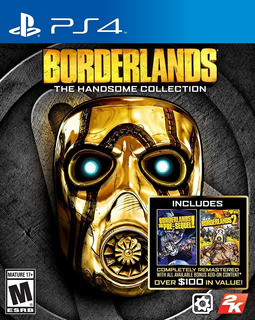 Borderlands The Handsome Collection - Playstation 4 (físico)