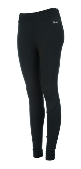 Calza Larga Flash Spandex Dama Mujer Fitness Compresion