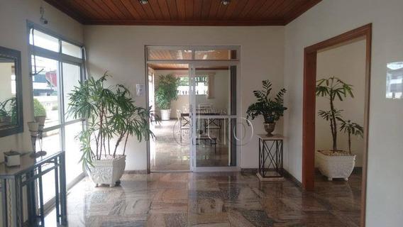 Apartamento Com 3 Dormitórios À Venda, 159 M² Por R$ 820.000,00 - Centro - Piracicaba/sp - Ap3576