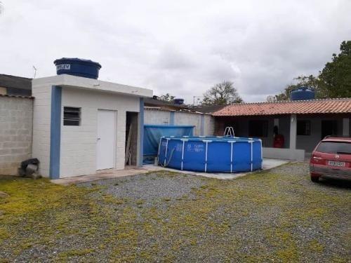 Vendo Casa Com Quintal Amplo No Gaivota Em Itanhaém Sp