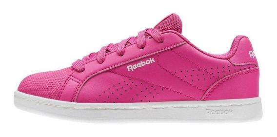 Tenis Reebok Royal Complete Cln Mujer Deportivos Sport