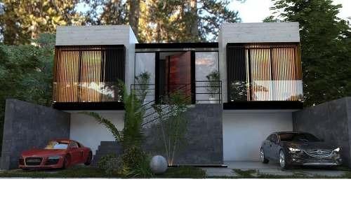 Casa En Preventa Una Sola Planta En Coto En Bugambilias