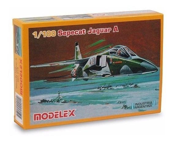 Modelex Aviones Sepecat Jaguar A 1/100