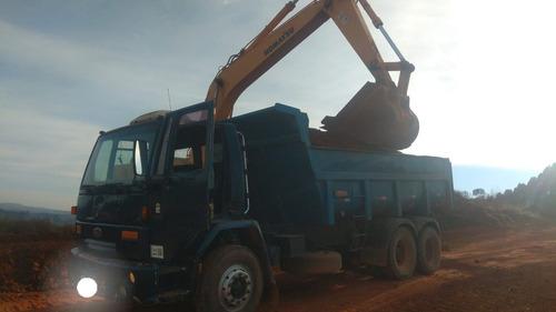 Imagem 1 de 4 de Caminhão Caçamba  Caçamba Truck 1617