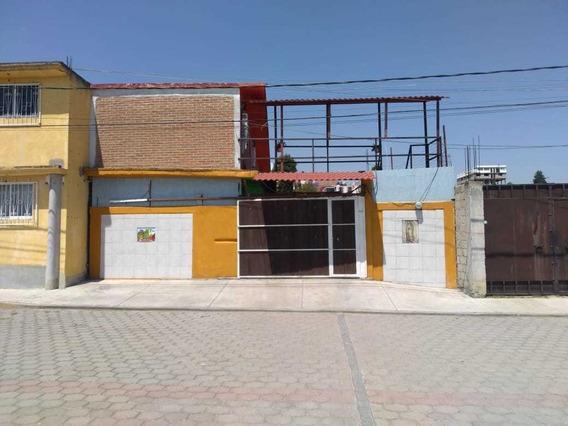 Edificio En Venta Con 14 Habitaciones Amuebladas. La Magdalena Ocotitlan.