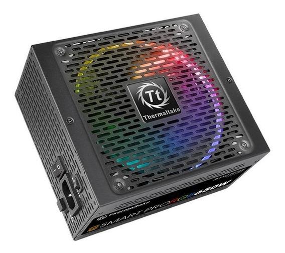 Fonte Gamer Thermaltake Smart Pro Atx 650w Full Modular