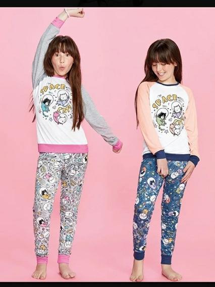 Pijama Invierno So Pink Nena Art. 11393