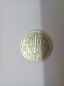 Moeda Antiga 2000 Réis De 1935 Níquel Melhor Preço