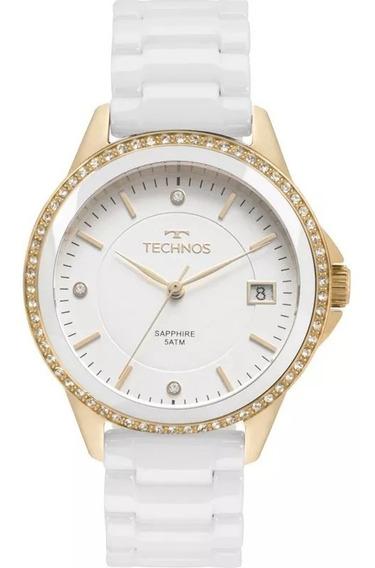 Relógio Technos Feminino Ceramic 2315kzs/4b
