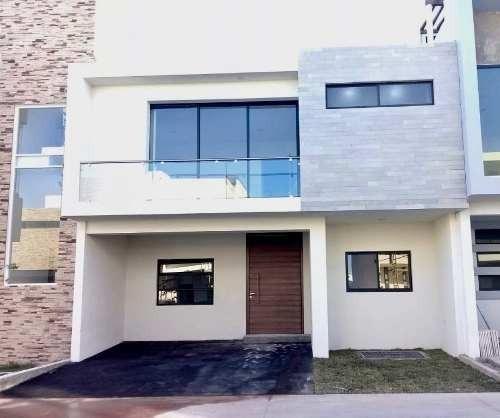 Casa Nueva En Venta En Coto En Solares, Zapopan