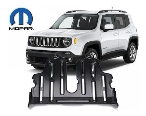 Imagem 1 de 7 de Protetor De Carter Jeep Renegade/toro