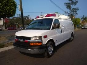 Ambulancia Chevrolet Diesel 2009 Preciosa Excelente Demers