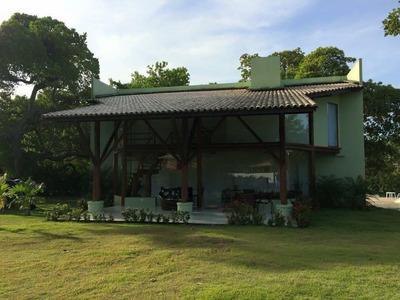 Casa Em Busca Vida, Camaçari/ba De 200m² 4 Quartos À Venda Por R$ 1.230.000,00para Locação R$ 3.500,00/mes - Ca193512lr