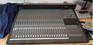 Mixer Behringer Mx8000 48 Canales - Con Vúmetros Y Anvil!!!
