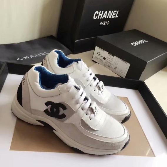 Tênis Chanel