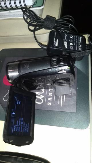 Câmera Filmadora Canon Legria Hfr27 + 14gb De Memoria + Case