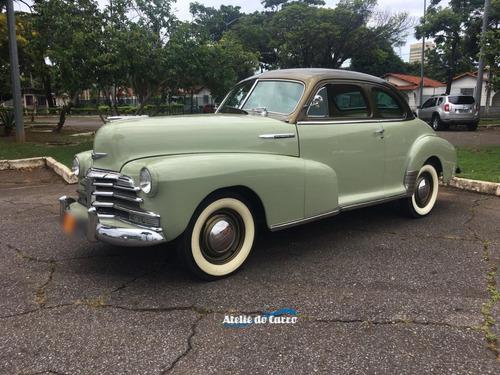 Imagem 1 de 15 de Chevrolet Stylemaster Business Coupé 1948  Raro E De Cimena!