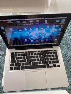 Mac Book Pro 1tb /icore5/4gb