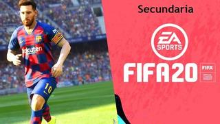 Fifa 20 Ps4 Digital Juega Con Tu Perfil Con Método+garantía