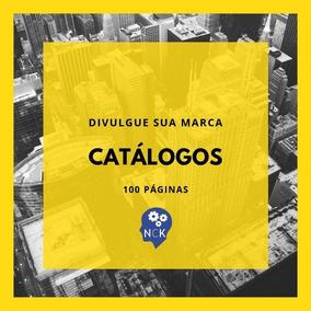 Criação De Catálogos Em Pdf Para Empresas Até 100 Paginas