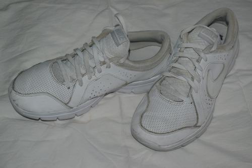 zapatillas nike blancas 40