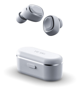 Auriculares Bluetooth Inalambricos In Ear True Wireless Yevo | Air White