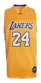 Camiseta Basquet Nba Los Angeles Lakers Kobe Bryant - Olivos
