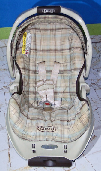 Porta Bebe Graco Original Con Silla Para Vehiculo