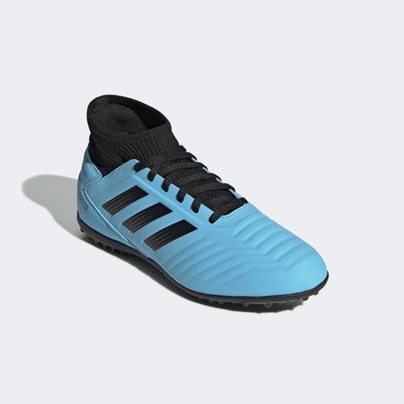 Zapatillas adidas Predator 19.3 Para Niños T 35 Al 38 Mgvjr