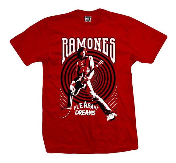 Remera Ramones Pleasent Dreams