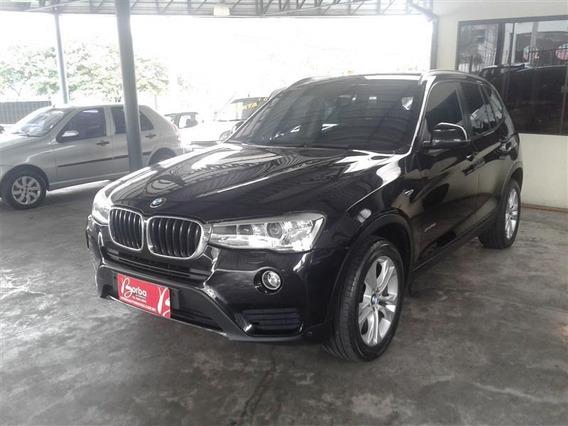 Bmw X3 2.0 20i X Line 4x4 16v Gasolina 4p Automático 2014/20