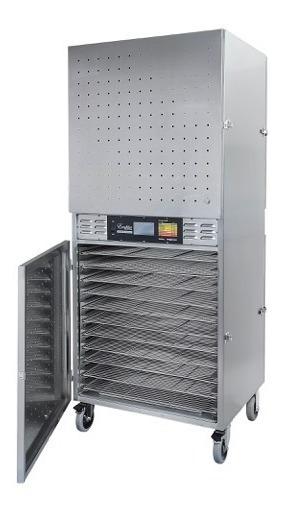 Deshidratador 42 Charolas Acero Comercial Excalibur Comm2